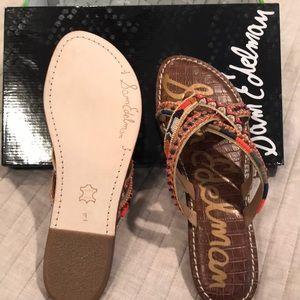 Sam Edelman sandals. Size 9